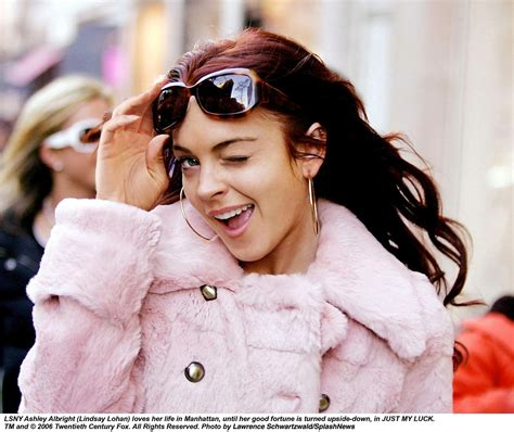 Lindsay Lohan Is Doing Just Ask by Just My Luck Photo 8685826 Fanpop