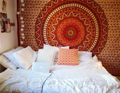 boho bedroom why not