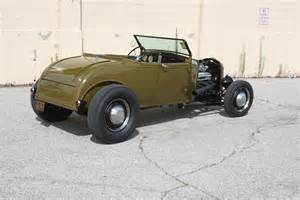 1930 Ford Roadster 1930 Ford Model A Roadster Rod Network