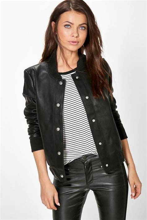 types  leather jackets  coats  girl