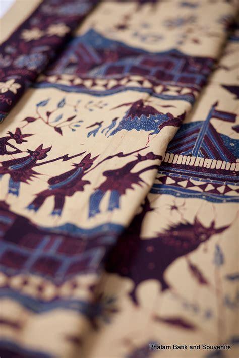 Kain Batik Batak Motif Mangiring batik sarong motif phalam batik souvenirs