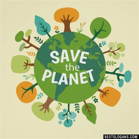 top 100 catchy save earth slogans in english 2017