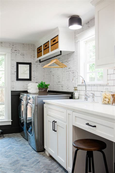 Photo Page Hgtv by Gray Laundry Room Photos Hgtv