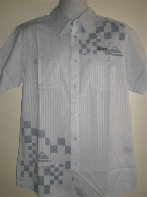 Kemeja Cotton Quiksilver K 1147 quiksilver kemeja baru dan original quiksilver collections