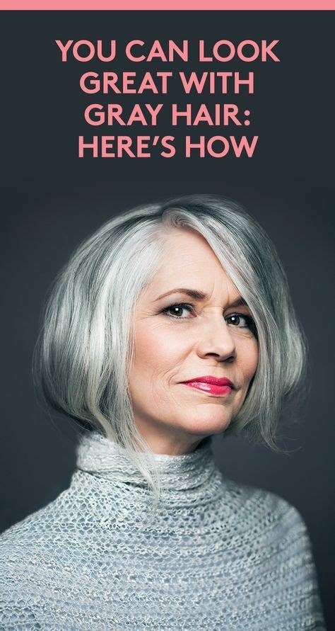 is grey hair more porous 1331 best images about going grey on pinterest
