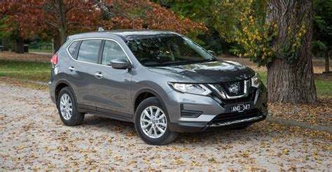 nissan x trail white 2017 2017 nissan x trail st review caradvice