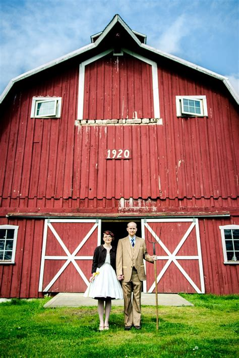 Creek Sheds by Scappoose Creek Inn Wedding Barns
