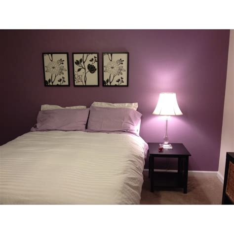 purple accent wall bedroom purple accent wall for the home pinterest