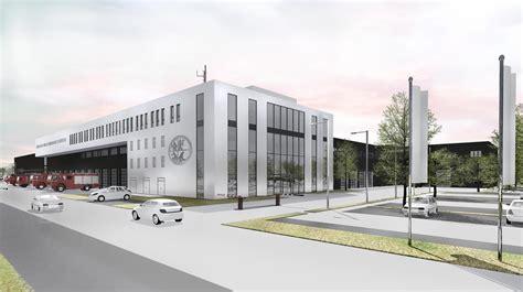 architekt leverkusen bfm architekten wettbewerb zu neubau der hauptfeuerwache