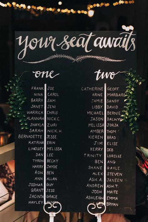 tables and seating best 25 table seating chart ideas on wedding