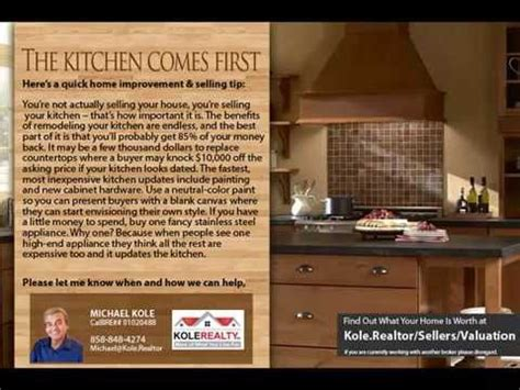 san diego home improvement selling tips kitchen comes