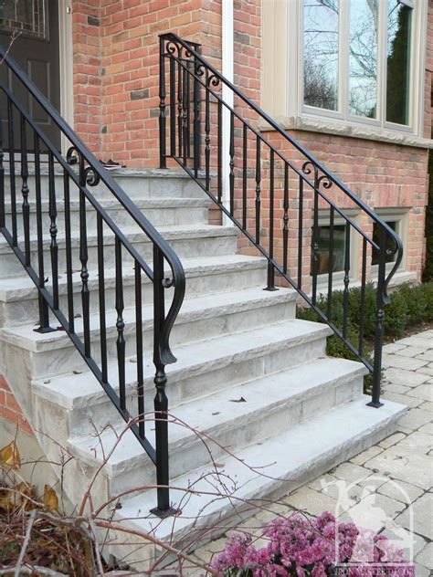 wrought iron railing wrought iron exterior railings photo gallery iron master