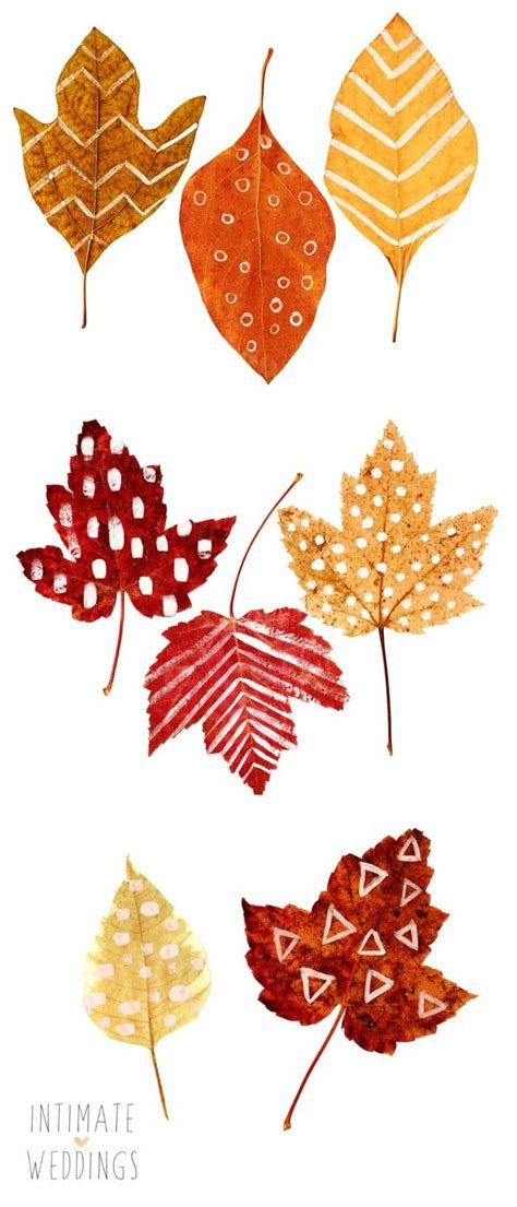 free printable fall leaves diy printable leaf place cards leaves autumn and