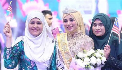 putri muslimah asia  uyaina arshad  malaysia