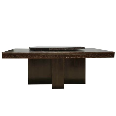 contemporary solid wood dining table square contemporary solid wood pedestal dining table w