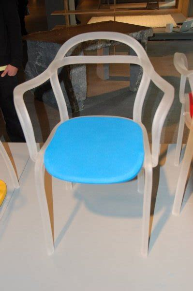Design Academy Eindhoven Graduation Galleries 2007 by Sealed Chair By Francois Dumas At The Design Academy