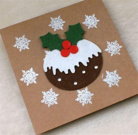 Handmade Puddings - handmade pudding card