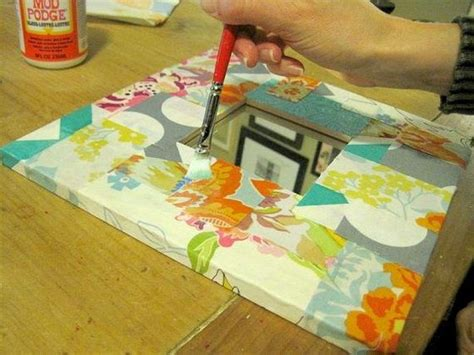 Decoupage Diy Projects - cool diy decoupage projects