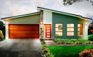 mod hous modern house design one storey modern house