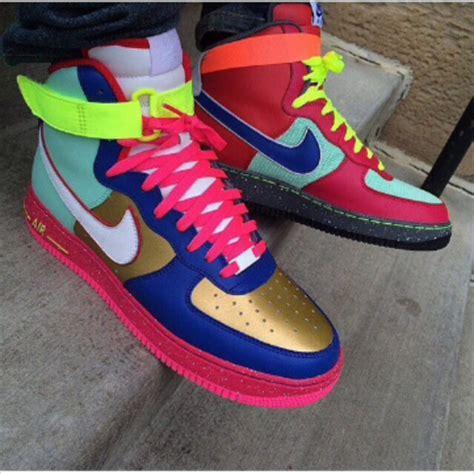 color air ones sneakers high top sneakers sneakers nike air air