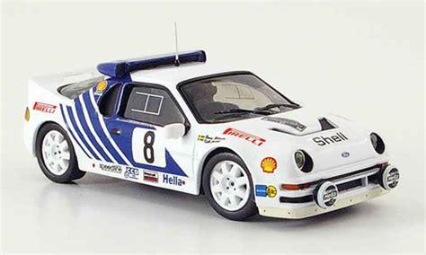 Küchenblock Kaufen by Ford Rs 200 Rallye Schweden Grundel Melander 1986 Ixo