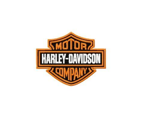 embroidery design harley davidson harley davidson logo machine embroidery design for instant
