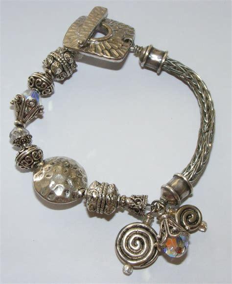 viking knitting wire jewelry viking knit bracelet jewelry viking knit