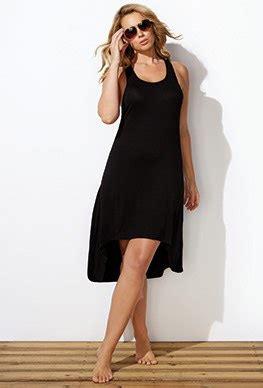Plus Size Cover Ups Sun Dress Swimwear Canada All Black Cover Up