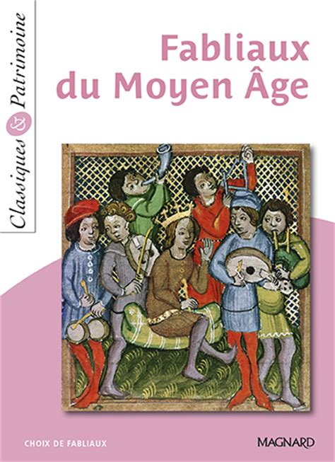 libro fabliaux du moyen age fabliaux du moyen age c p n 176 49 magnard enseignants