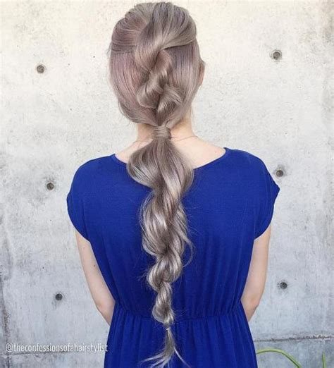 rope braid hairstyles for long hair 20 inspiring ideas for rope braid hairstyles crazyforus