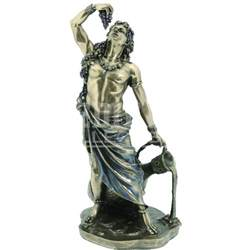 dionysus god statue dionysus statue cc7544 by medieval collectibles