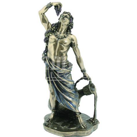 dionysus god statue dionysus statue cc7544 by collectibles