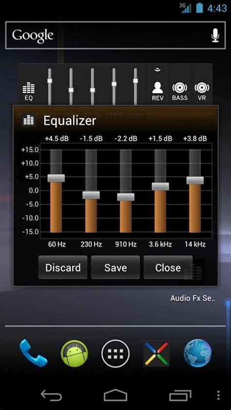 tutorial audio fx widget audio fx widget android apps on google play