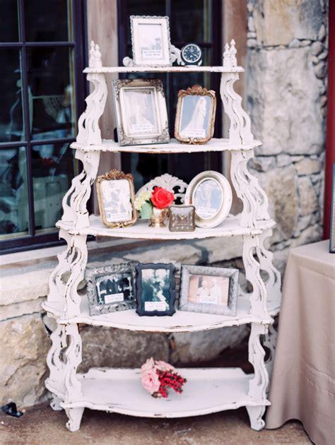 vintage shabby chic wedding decor elizabeth anne designs the wedding blog