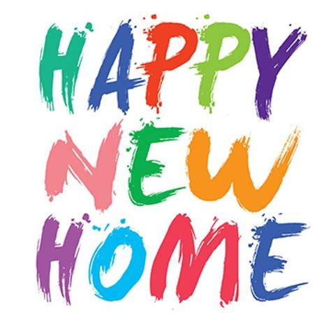 happy in your home happy new home wishes to you melissa fonts 2