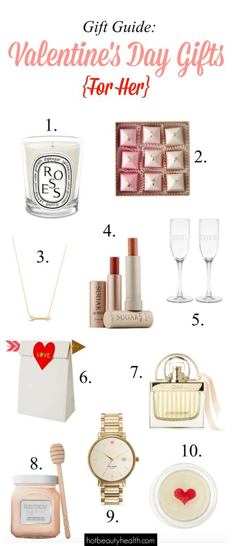 10 Adorable Valentines Day Gifts For by 10 S Day Gifts For