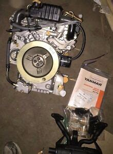yanmar diesel vert shaft  cy engine cc va john