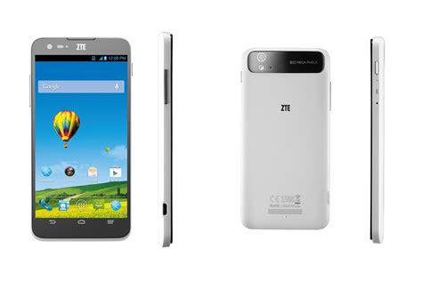 zte android zte grand s flex android phone bonjourlife