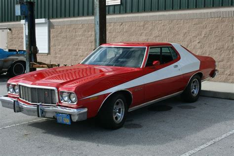 Starchy And Hutch Car starsky and hutch cars
