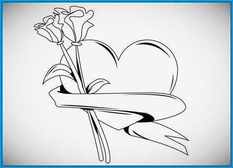 imagenes de amor para dibujar para una novia dibujos de corazon es para san valentin pictures to pin on