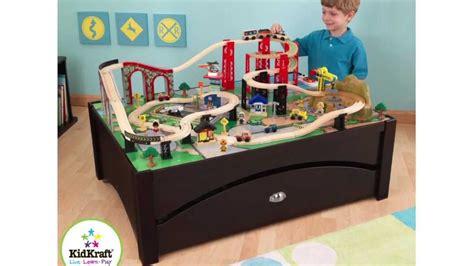 kidkraft metropolis table set kidkraft metropolis 100 wooden table set