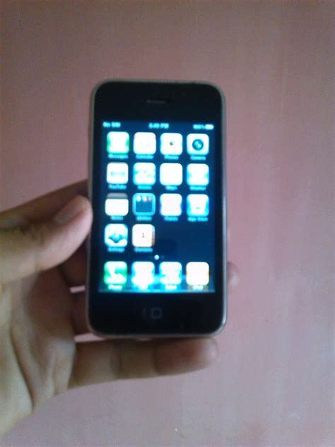 3g 16gb Second iphone 3g 16 gb