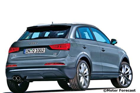 Q1 Audi by Bilder Vorschau Audi Q Baureihe Bilder Autobild De