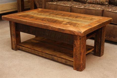 Rustic Living Room Table Barnwood Living Room Furniture Rustic Coffee Tables Other Metro By Four Corner Furniture