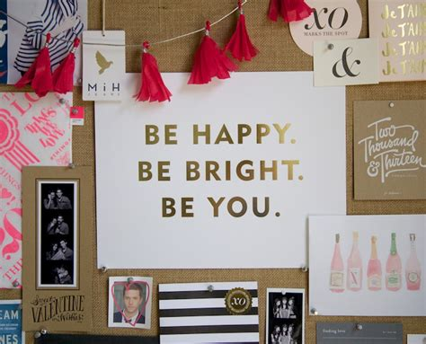 Wall Design For Hall by How To Make An Inspiration Board With Sugar Paper