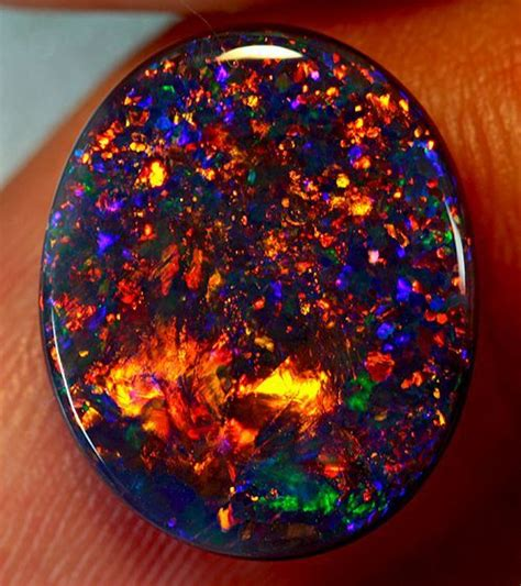 black opal lightning ridge black opals