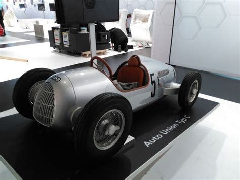 audi 3d printed car audi to showcase scaled 3d printed auto union racecar at