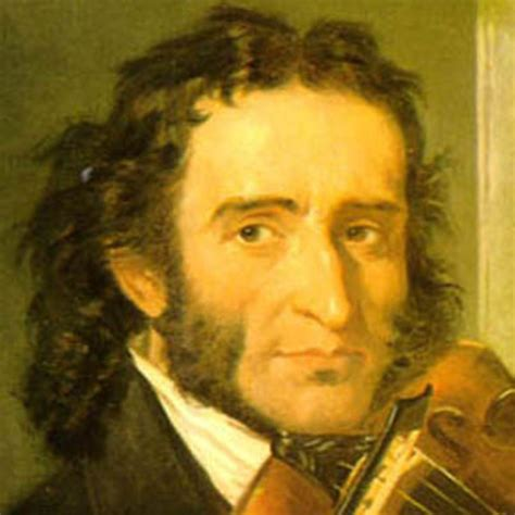 A Place Composer Niccol 242 Paganini Musician Composer Biography