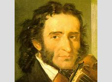 Niccolò Paganini - Musician, Composer - Biography Nicolo