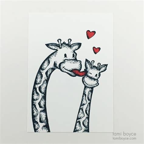 doodle series giraffes kisses doodle series tami boyce